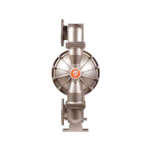Bơm màng Godo QBY3-125P INOX