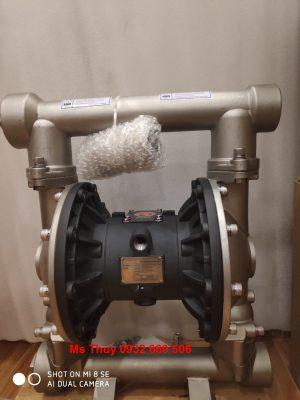 Bơm màng Godo QBY3-40P INOX