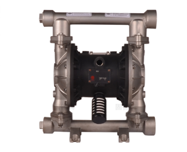 máy bơm màng QBY3-40P Inox, máy bơm màng QBY3-40P, máy bơm màng QBY3, bơm màng QBY3, QBY3,