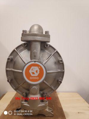 Bơm màng Godo QBY3-25AP Inox