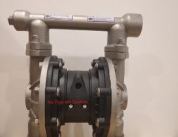 Bơm màng Godo QBY3-25P INOX