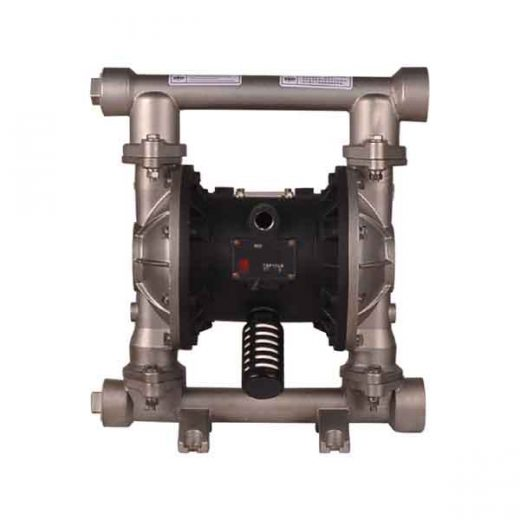 Bơm màng Godo QBY3-32P INOX