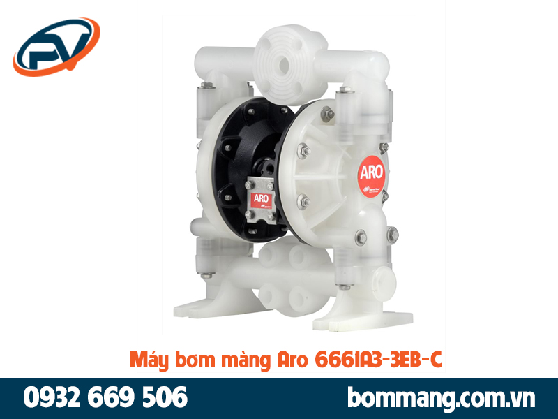 Máy bơm màng Aro 6661A3-3EB-C