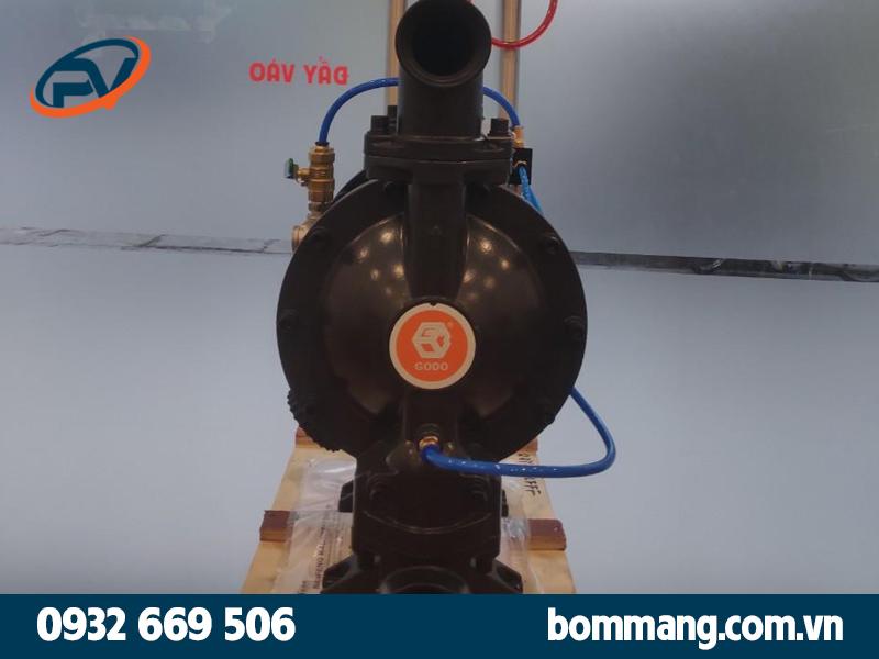 Bơm bột Godo QBF3-40