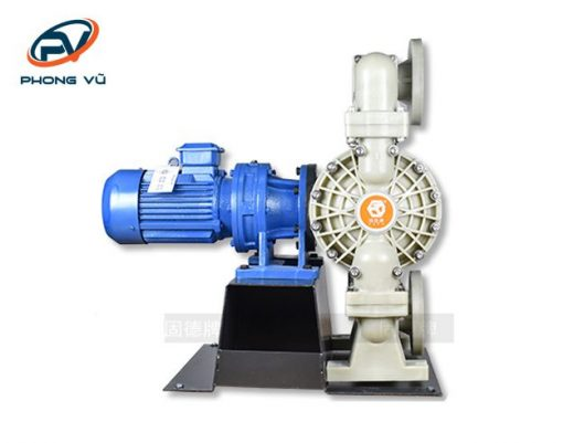 Máy bơm màng điện GODO DBY3S-100 Nhựa PP