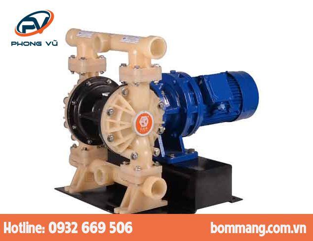 Máy bơm màng điện GODO DBY3S-32 Nhựa PP