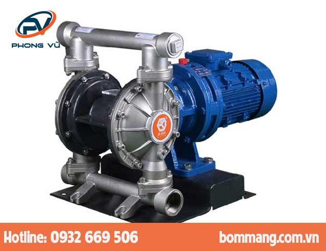 Máy bơm màng điện GODO DBY3S-40 Inox