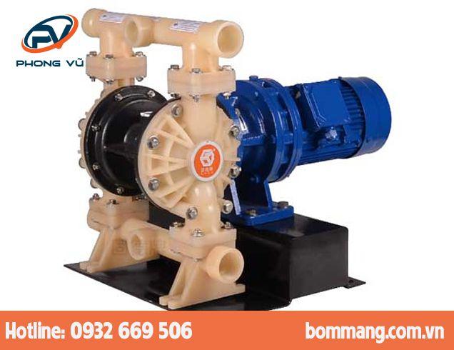 Máy bơm màng điện GODO DBY3S-40 Teflon