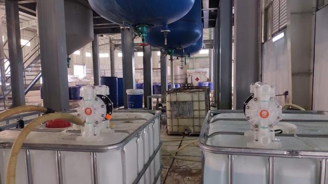 Địa chỉ cung cấp bơm màng hóa chất uy tín tại Hà Nội